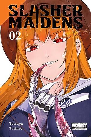 Slasher Maidens Vol. 2