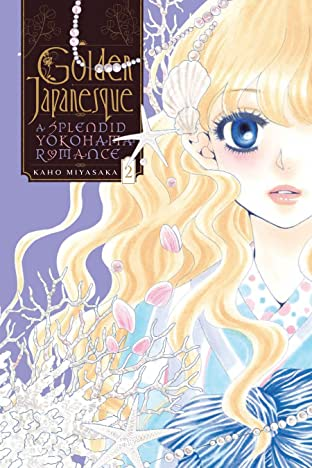 Golden Japanesque: A Splendid Yokohama Romance Tome 2