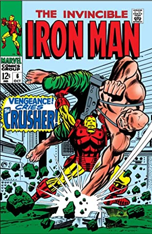 Iron Man (1968-1996) No.6
