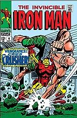 Iron Man (1968-1996) #6
