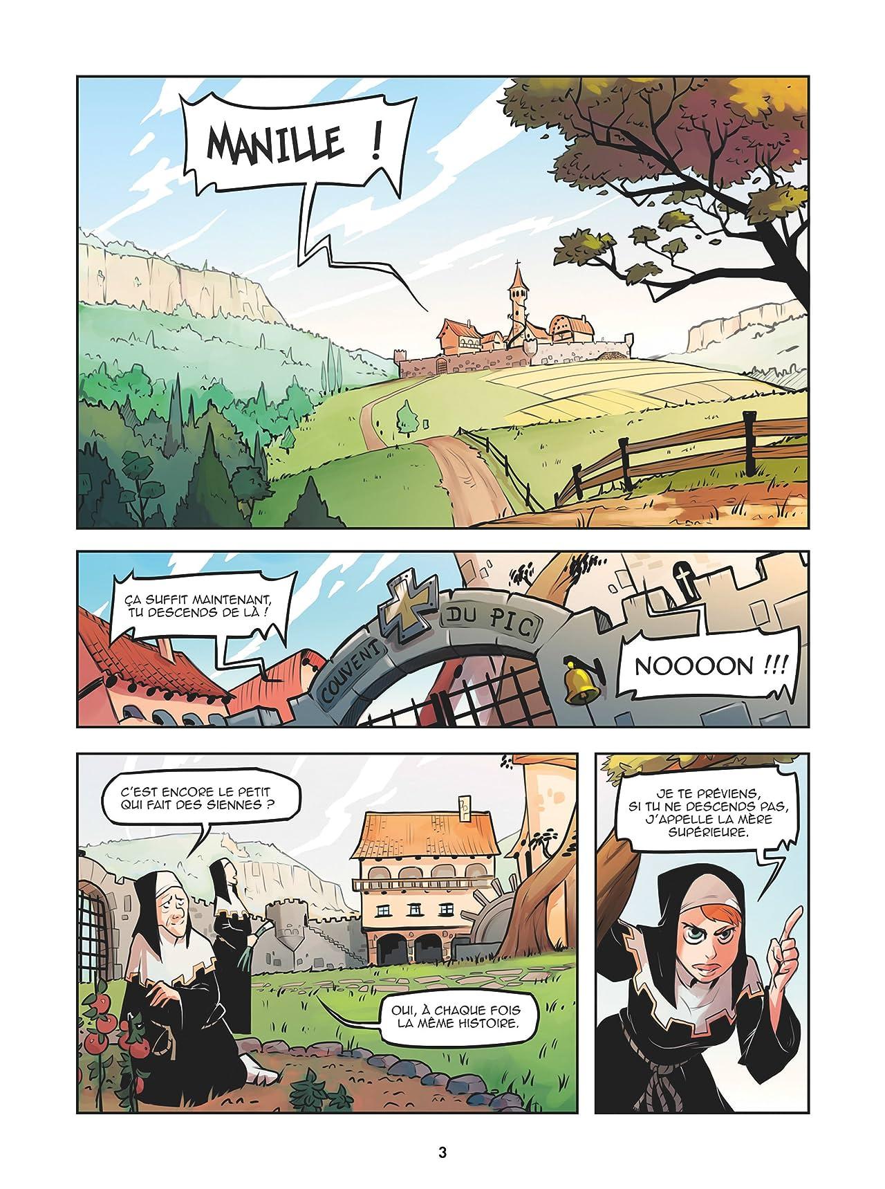 Les chevaliers de la chouette Vol. 1