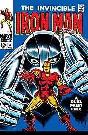 Iron Man (1968-1996) #8