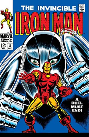 Iron Man (1968-1996) No.8