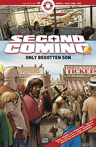 Second Coming: Only Begotten Son No.2