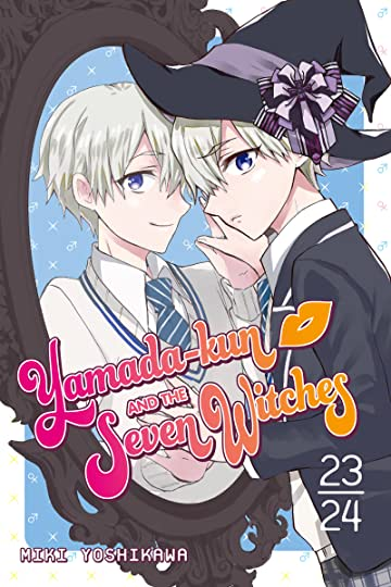 Yamada-kun and the Seven Witches Vol. 23-24