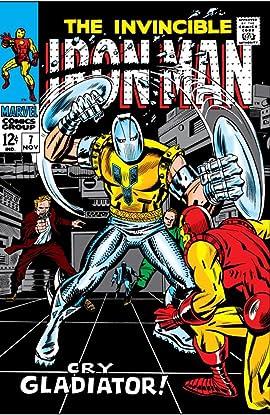 Iron Man (1968-1996) #7