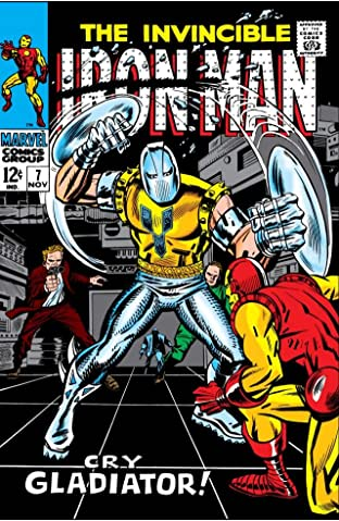 Iron Man (1968-1996) No.7