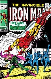 Iron Man (1968-1996) #10