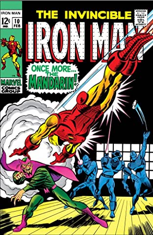 Iron Man (1968-1996) No.10