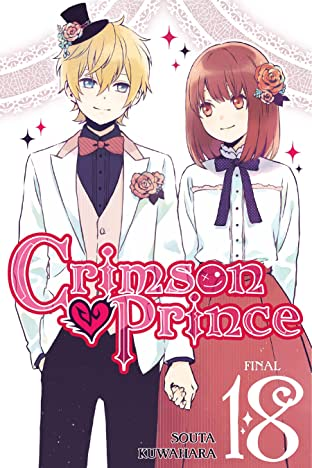 Crimson Prince Tome 18