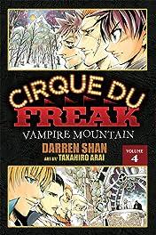 Cirque Du Freak: The Manga Vol. 4: Vampire Mountain