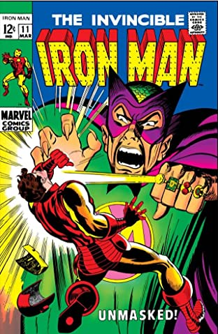 Iron Man (1968-1996) No.11