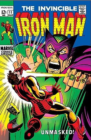 Iron Man (1968-1996) #11