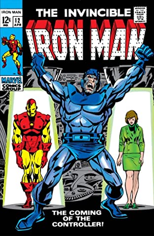 Iron Man (1968-1996) No.12
