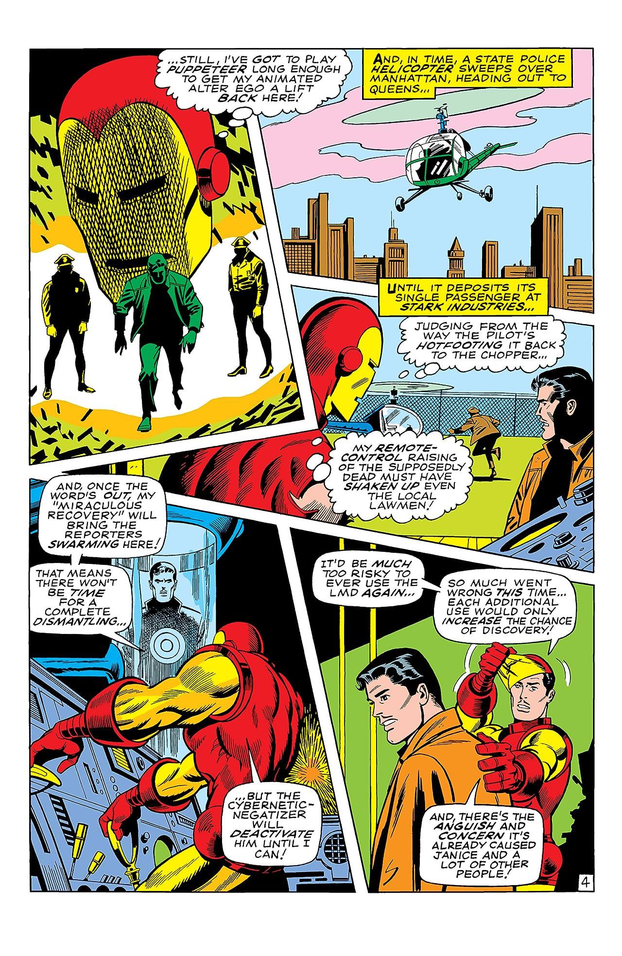 Iron Man (1968-1996) #12