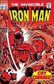 Iron Man (1968-1996) #13