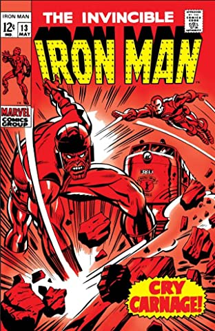 Iron Man (1968-1996) No.13