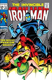 Iron Man (1968-1996) #14