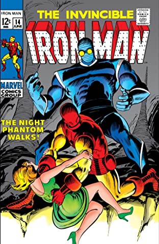 Iron Man (1968-1996) No.14