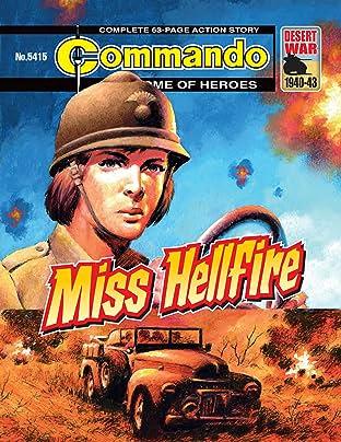 Commando #5415: Miss Hellfire