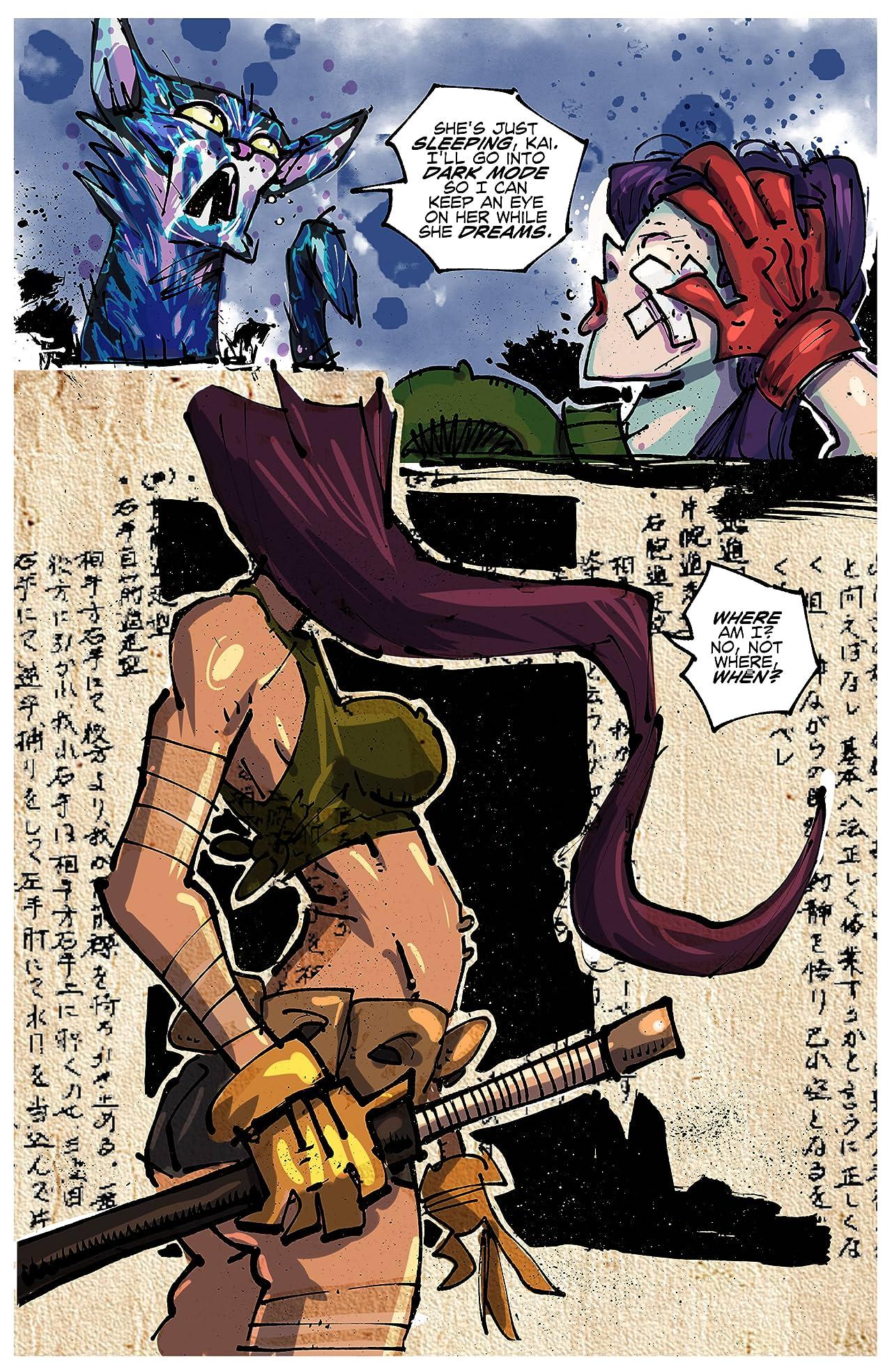 Ninjas & Robots #3