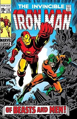 Iron Man (1968-1996) #16
