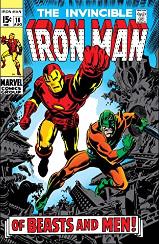 Iron Man (1968-1996) No.16