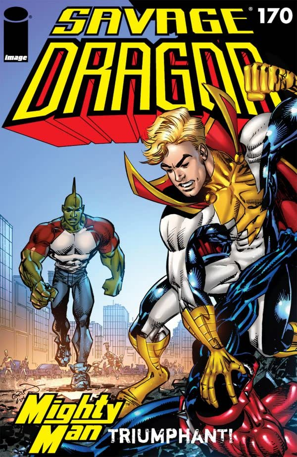 Savage Dragon #170