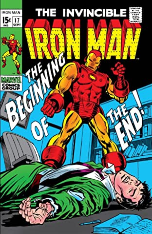 Iron Man (1968-1996) No.17