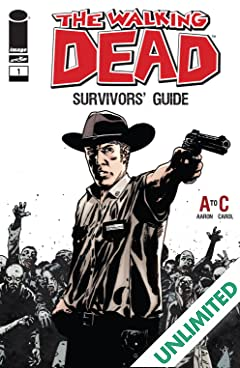 The Walking Dead Survivors' Guide #1 (of 4)