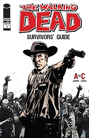 The Walking Dead Survivors' Guide No.1 (sur 4)