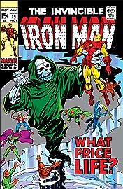 Iron Man (1968-1996) #19
