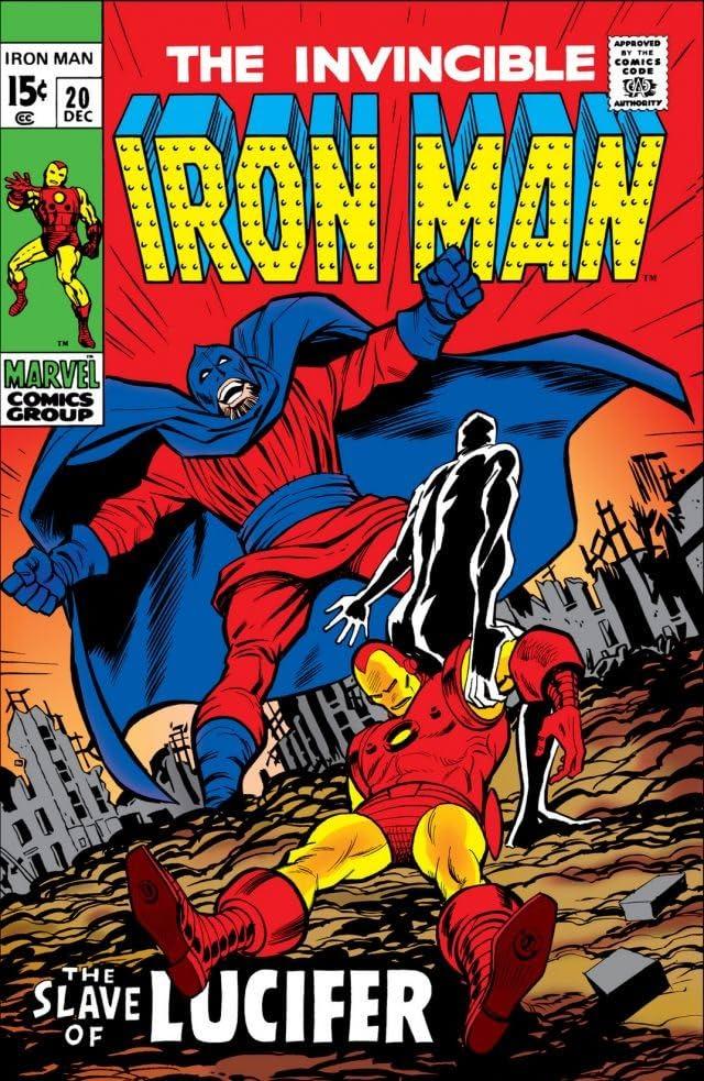 Iron Man (1968-1996) #20
