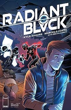 Radiant Black #3