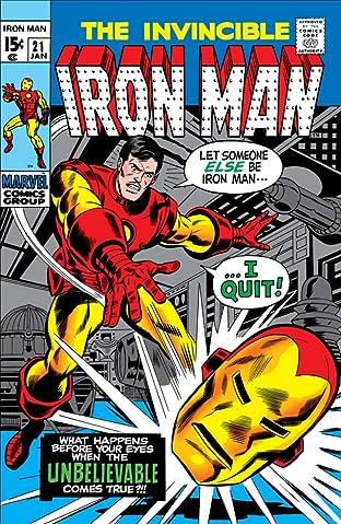 Iron Man (1968-1996) #21