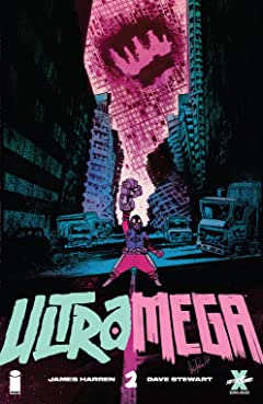 Ultramega By James Harren #2