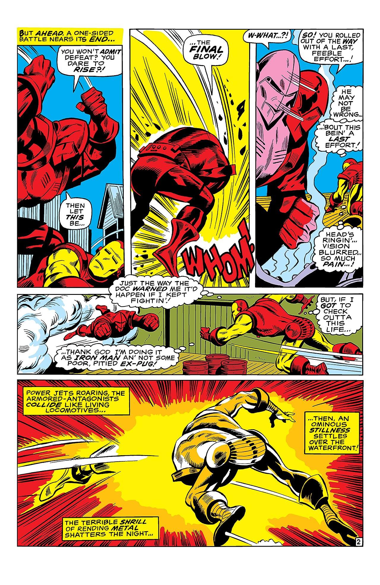 Iron Man (1968-1996) #22