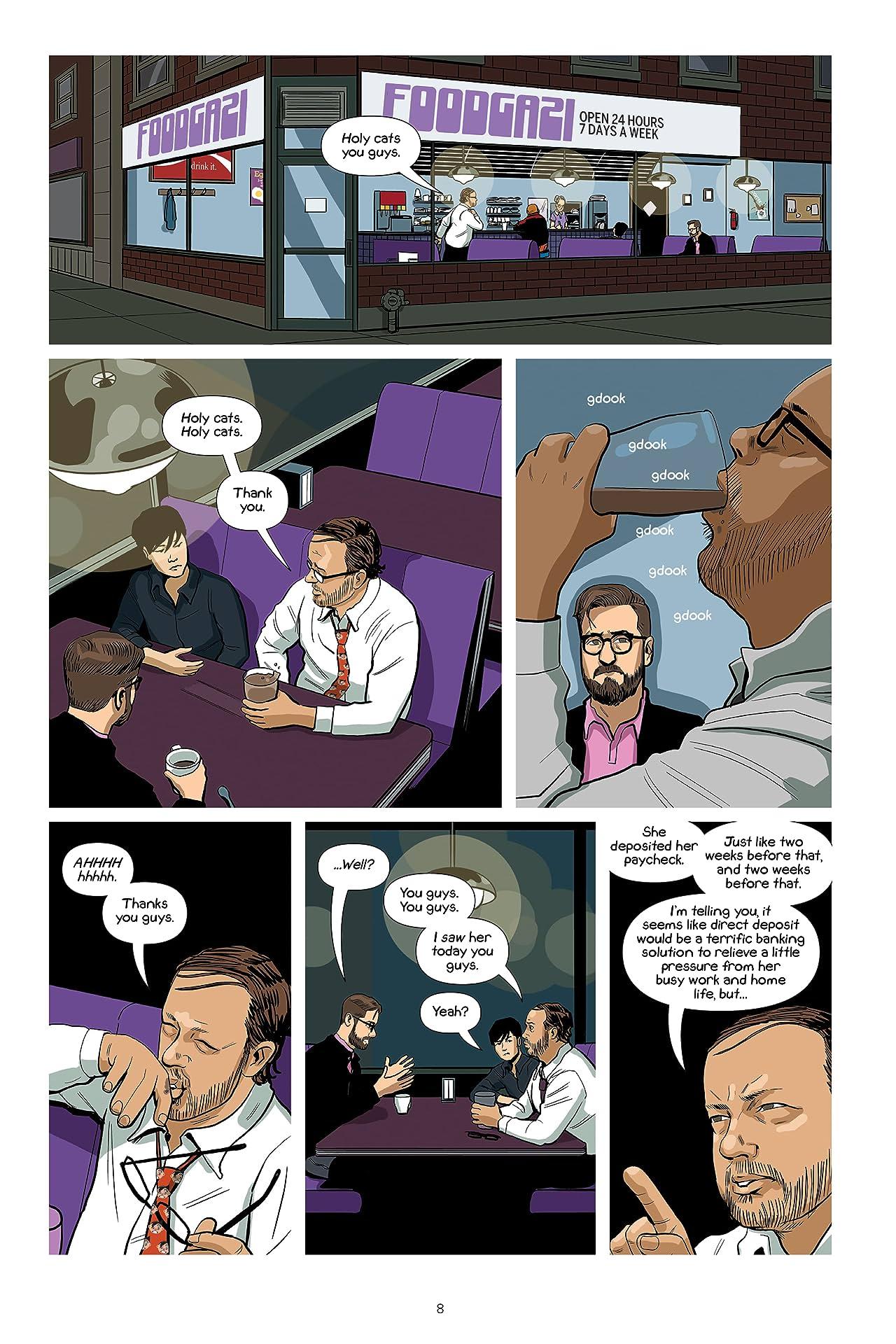 Big Hard Sex Criminals Vol. 3: Deluxxxe