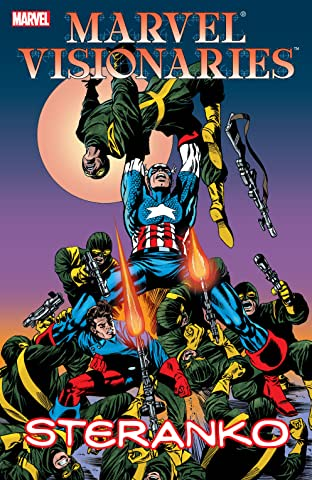 Marvel Visionaries: Jim Steranko