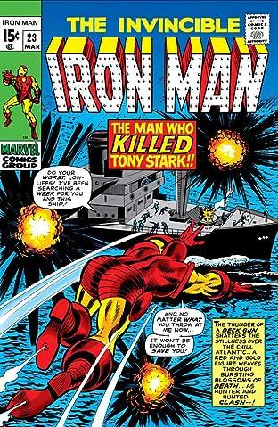 Iron Man (1968-1996) #23
