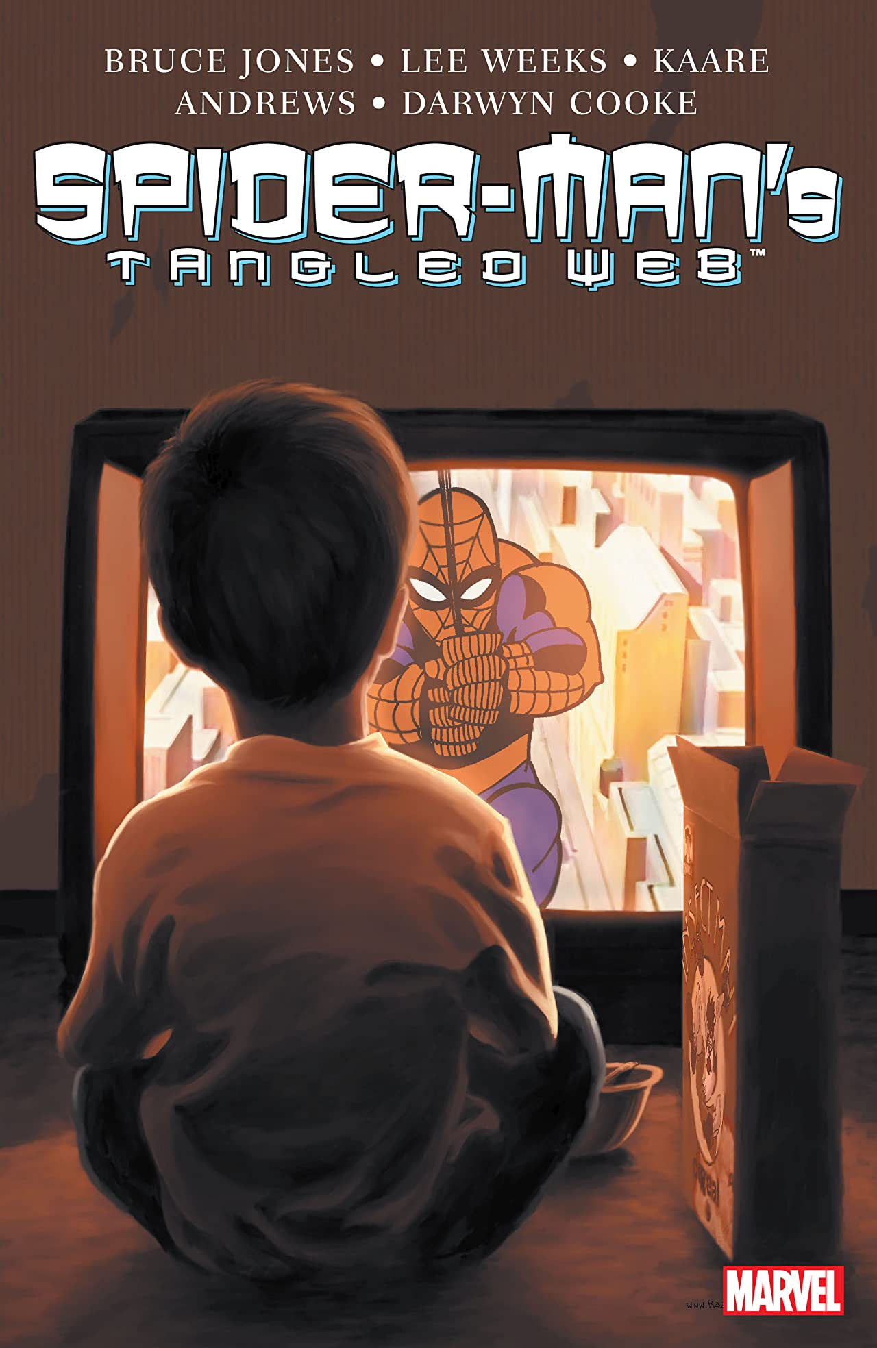 Spider-Man's Tangled Web Vol. 2