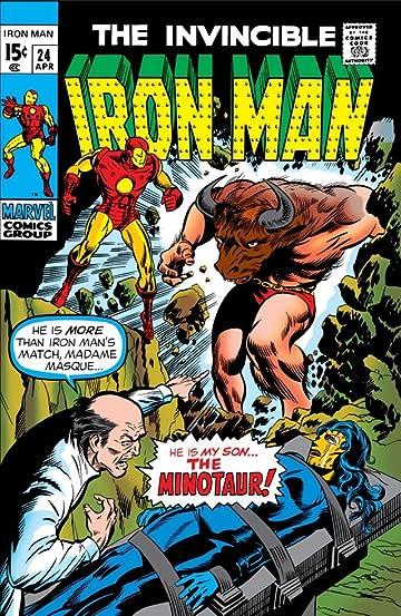 Iron Man (1968-1996) #24