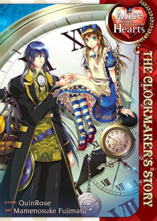 Alice in the Country of Hearts: The Clockmaker's Story Vol. 3