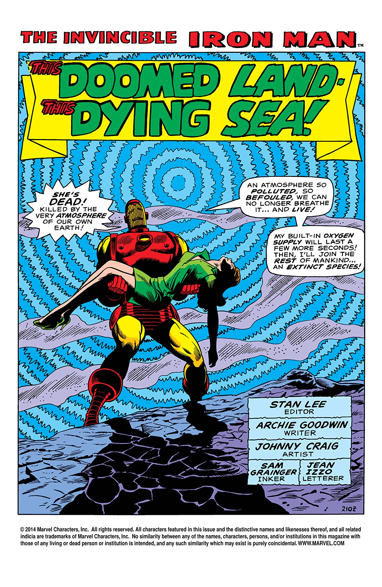 Iron Man (1968-1996) #25