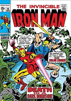 Iron Man (1968-1996) #26