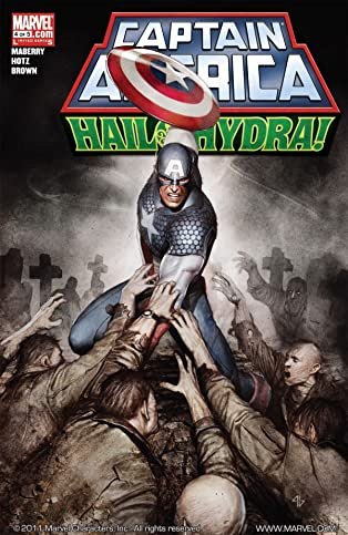 Captain America: Hail Hydra #4 (of 5)