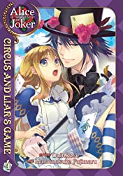 Alice in the Country of Joker: Circus and Liar's Game Tome 4