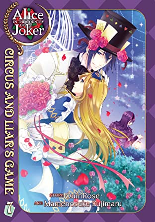 Alice in the Country of Joker: Circus and Liar's Game Tome 7
