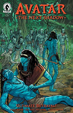 Avatar: The Next Shadow #3