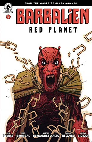 Barbalien: Red Planet No.5